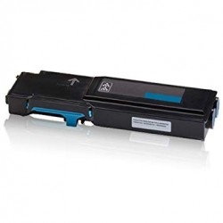 TONER GENÉRICO FOR USE IN XEROX PHASER 6600/6605 CYAN