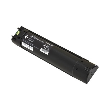 TONER GENÉRICO FOR USE IN XEROX PHASER 6700 BLACK