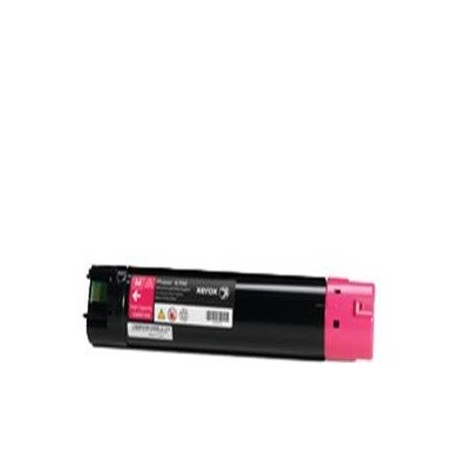 TONER GENÉRICO FOR USE IN XEROX PHASER 6700 MAGENTA